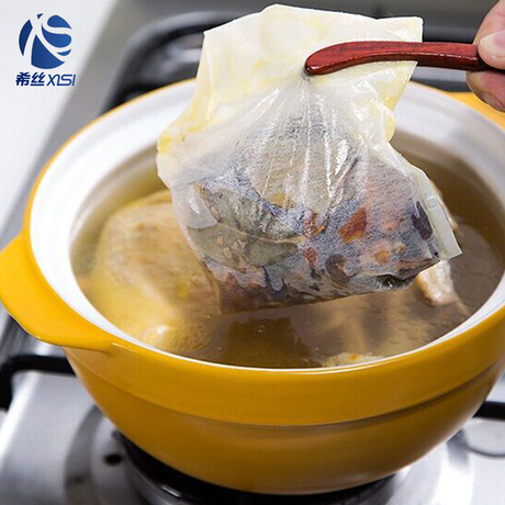 Corrosion-resistant cooking filter mesh bags