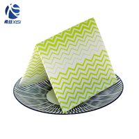 Low price popular printed cleaning cloth